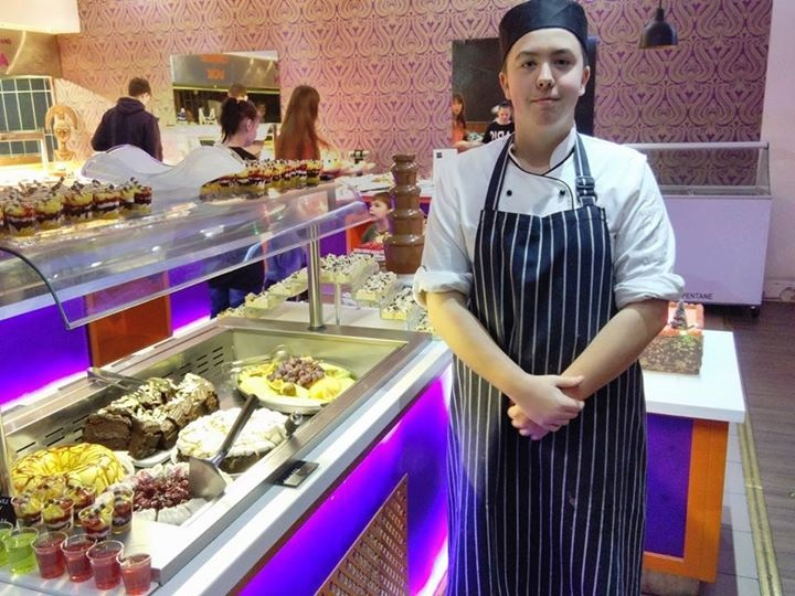 Work experience for Lewis Cook